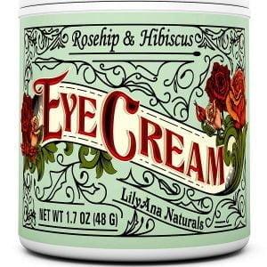 vegan product ( eye cream)