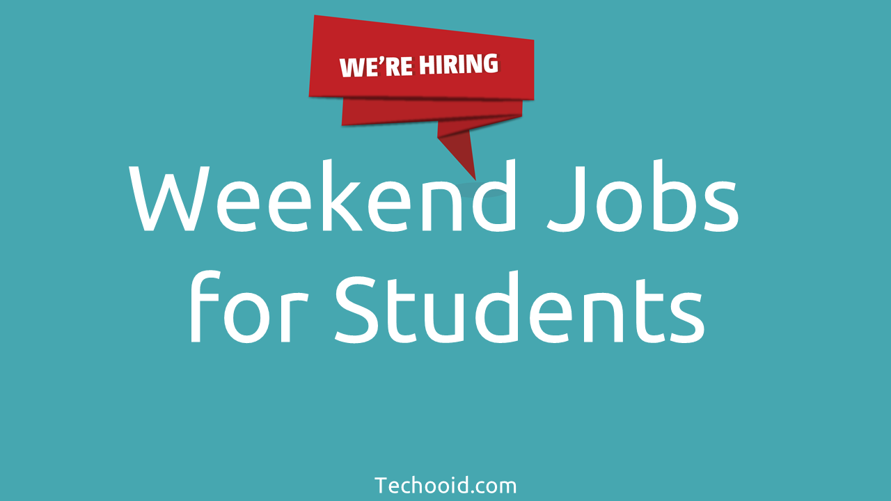 Find the latest student jobs, part-time, Saturday and weekend work at TheBigChoice. We have hundreds of companies looking for students who are eagerly waiting to show you their opportunities.