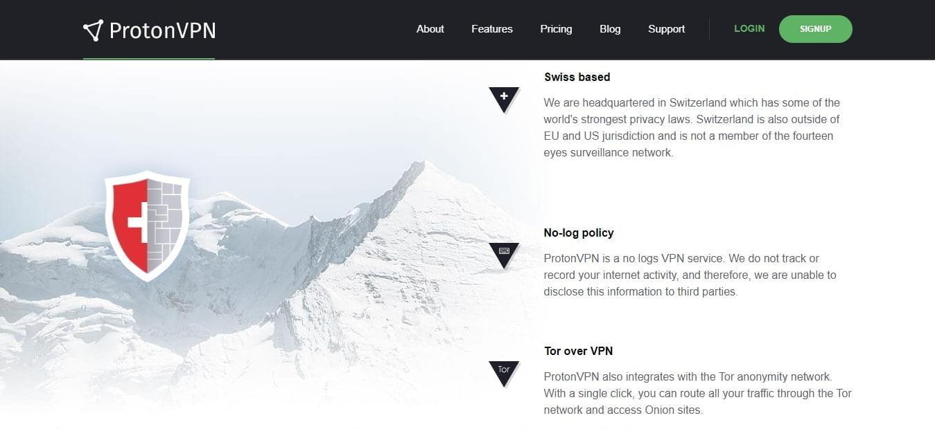 Free internet VPN